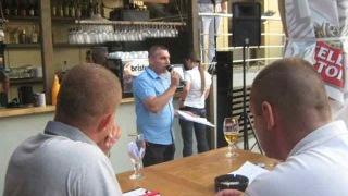 Stella Artois - semifinala Craiova World Draught Masters - 2011